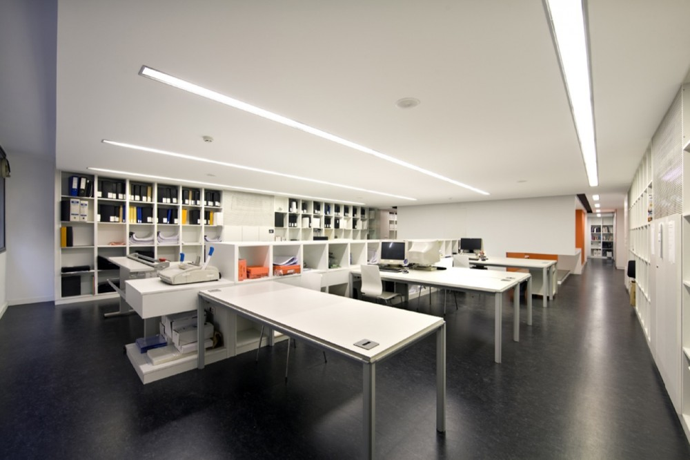 Architecture Studio Office Interior Design Best Photo 01