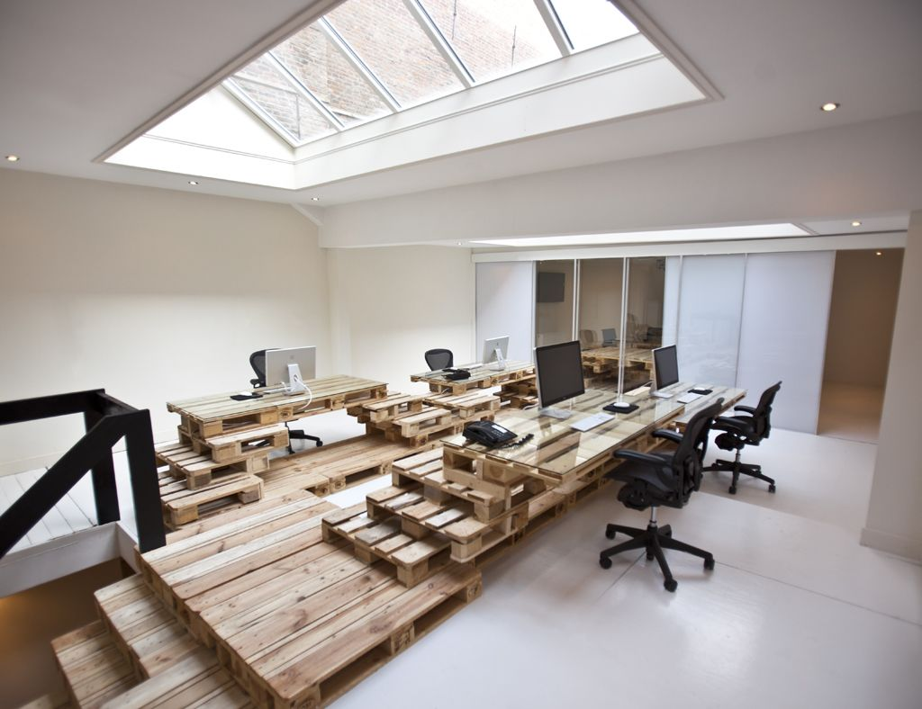 Tasteful interior design office a clore interiors for Interior design office layout