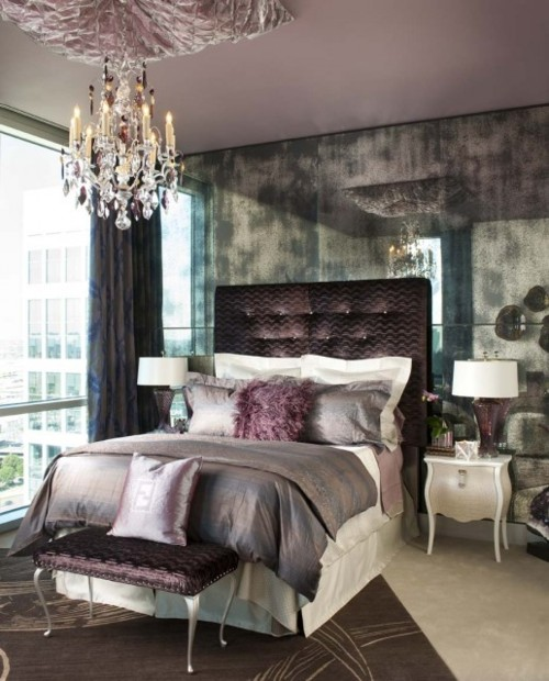 Glam Interior Design design&fashion | glam-rock mashup - a.clore interiors