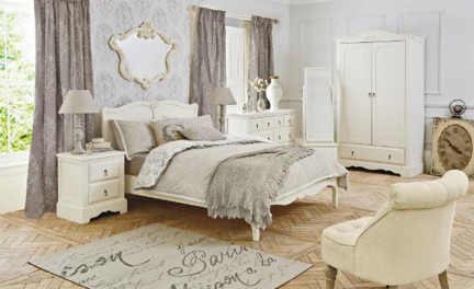 Shabby Chic Channeling The French Countryside