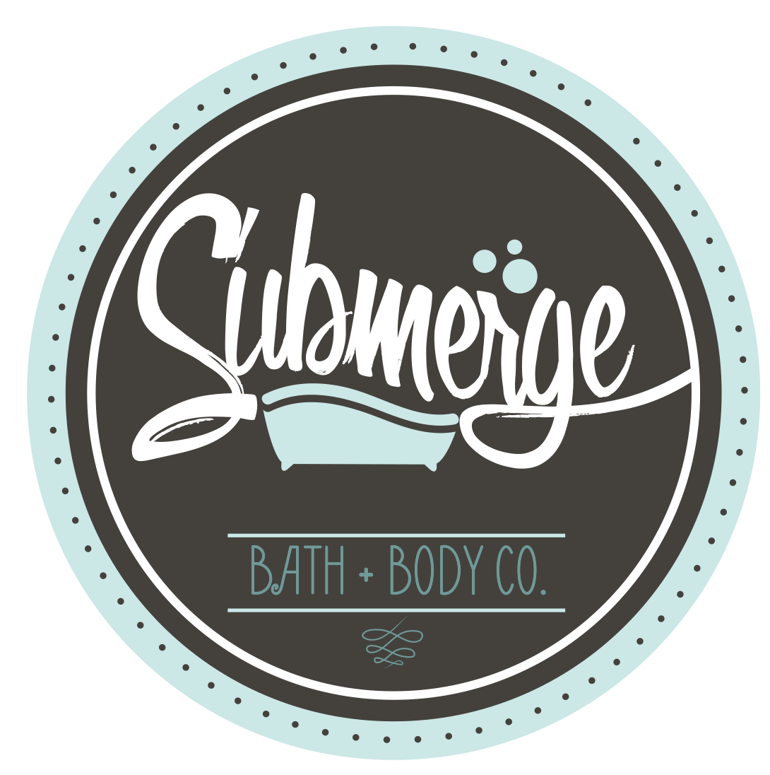 Mmm...what's that smell? It's Submerge Bath and Body Co ...
