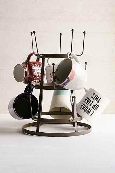 Trendy Mug Storage