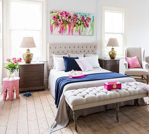 Spring Bedroom 10