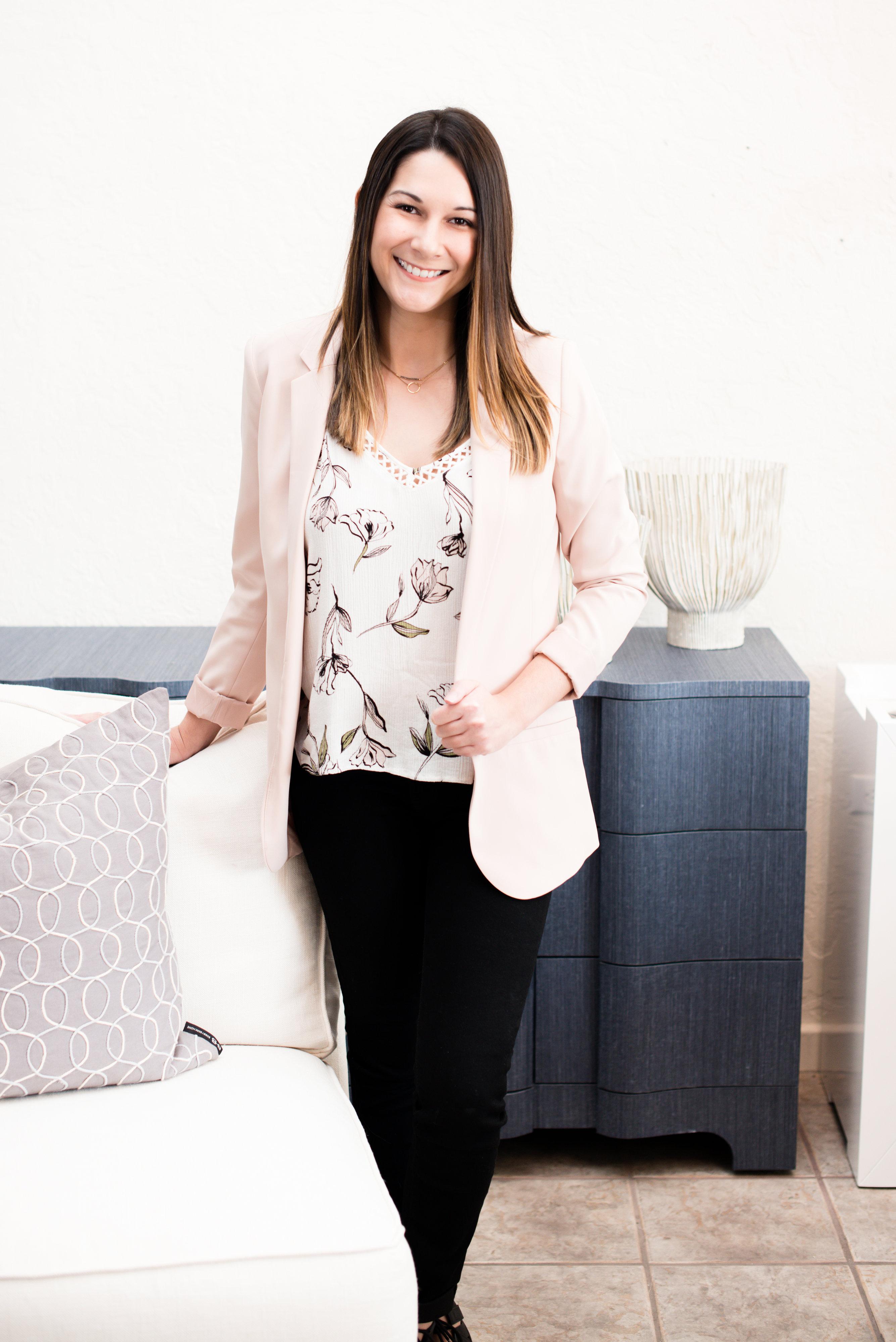 Desiree Joseph, Interior Designer