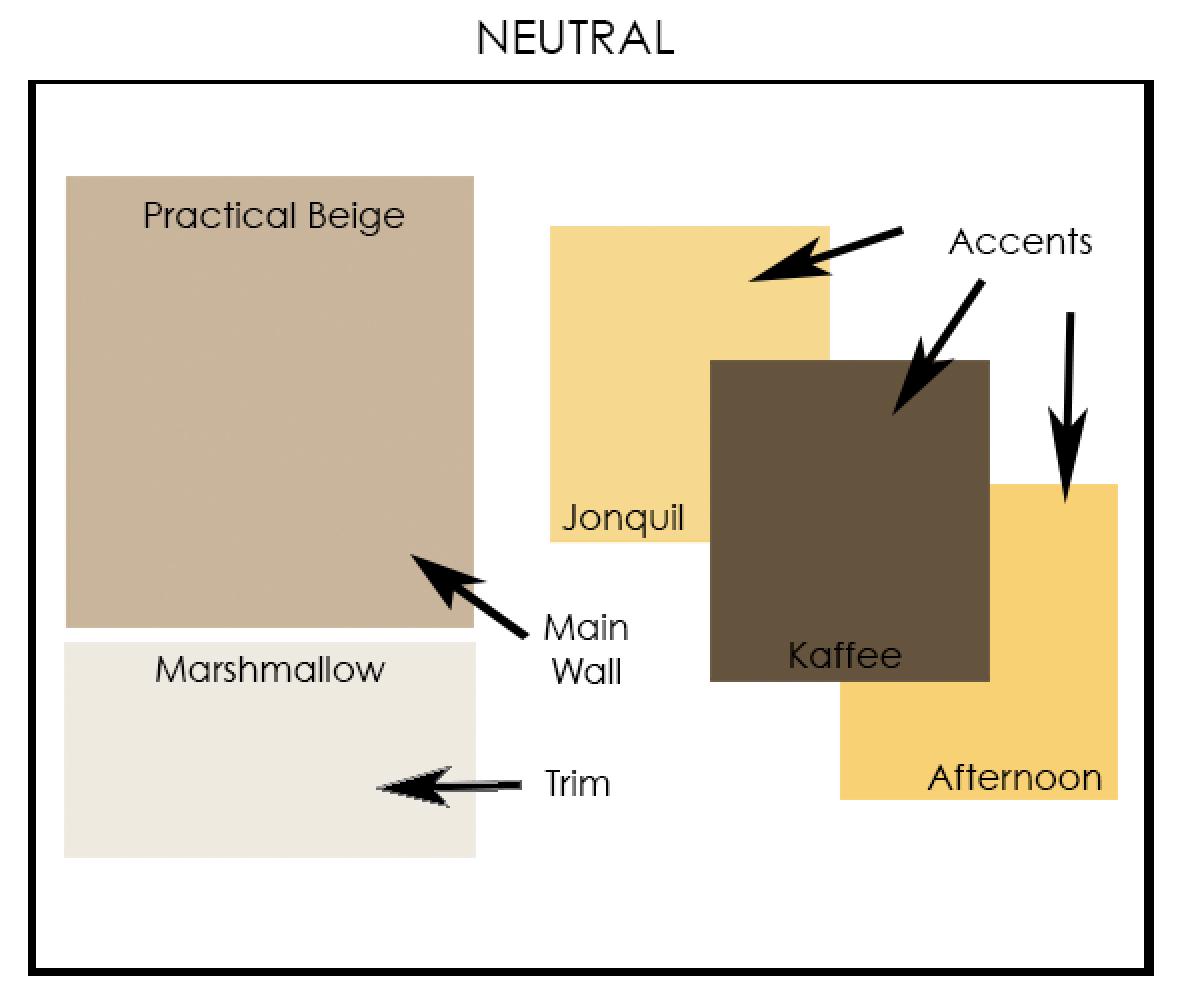Neutral Color Palette