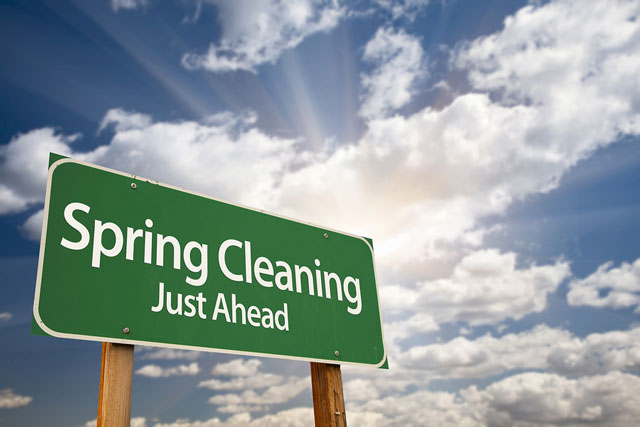 House-spring-cleaning