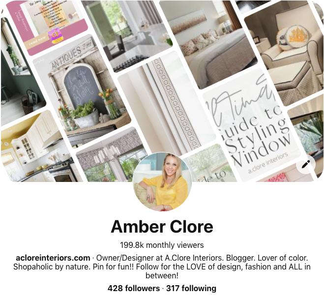 interior designer pinterest account for free advice and design inspiration